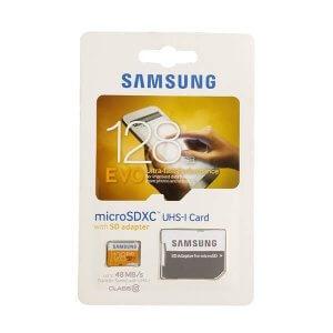 Micro SDXC Micro UHS-I Card SAMSUNG